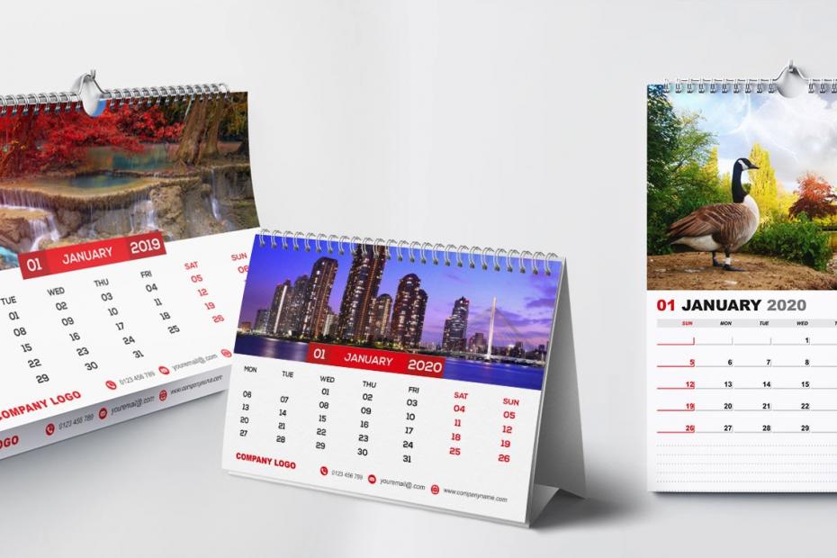 calendarios publicitarios para empresas