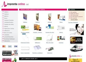 Nace Imprenta online.net