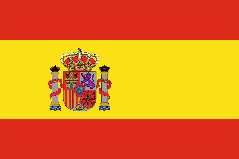 Bandera de España png