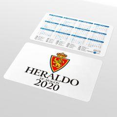 impresión de calendarios de mano o bolsillo